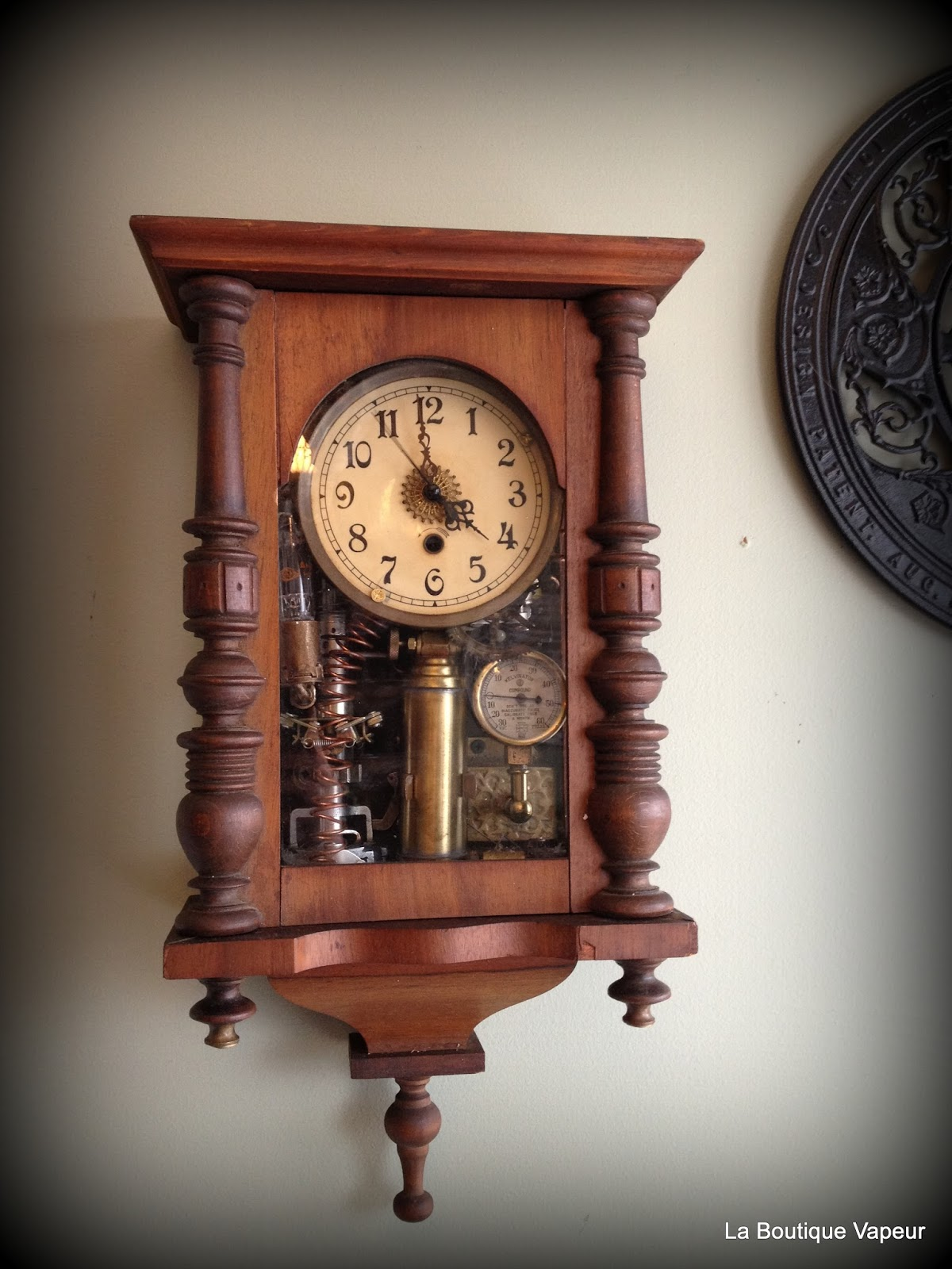 Steampunk wall clocks for sale for Steampunk wall clocks for sale
