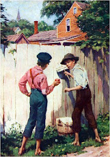 March Book (The Adventures of Tom Sawyer)