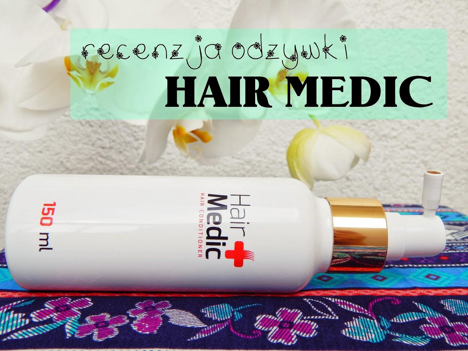hair medic, opinia hair medic, tonik hair medic, odżywka hair medic