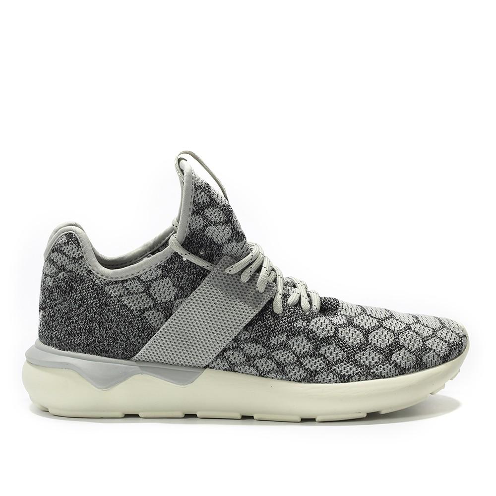 buty adidas tubular runner primeknit stone
