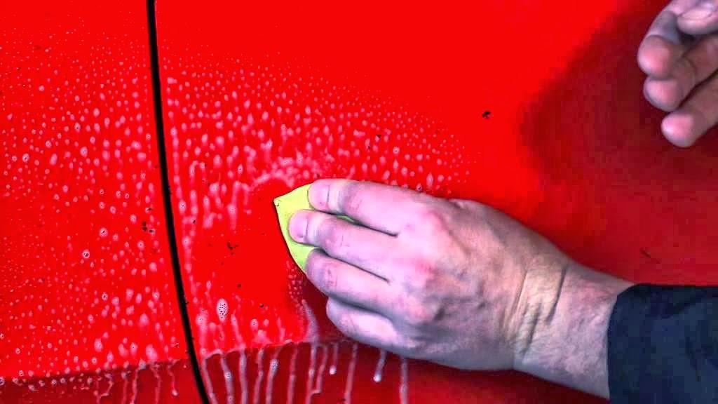 Blog car care europe c mo quitar marcas de agua en tu coche - Quitar la cal del agua ...