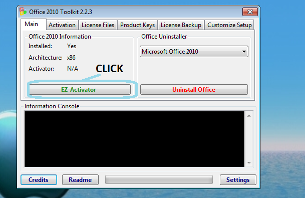 Office10 Toolkit [Activador Office 2010] [MF]