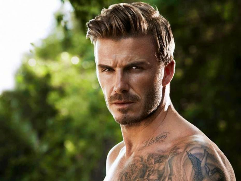 David beckham through the years of a hairstyle icon the - David beckham ...
