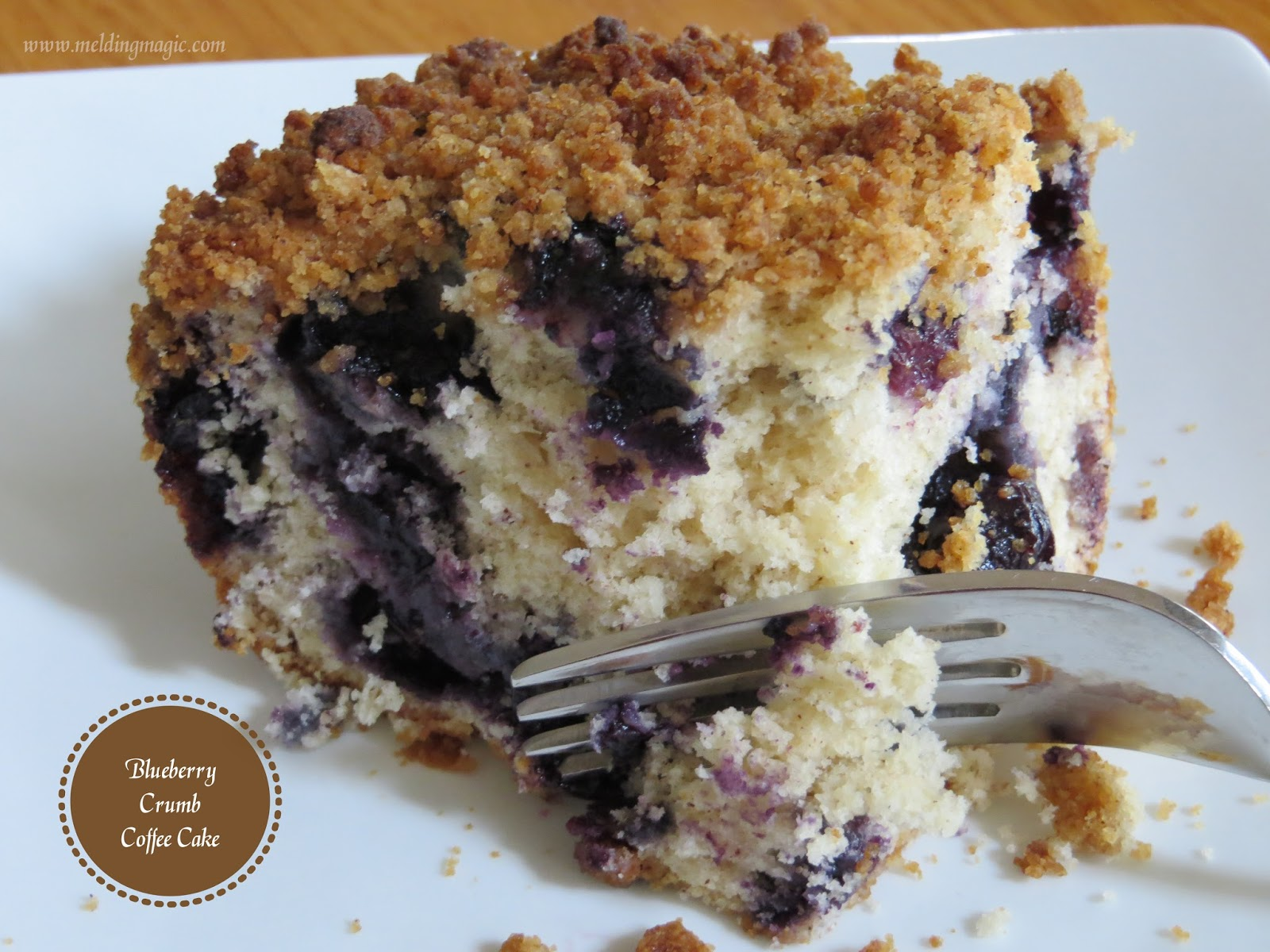 Blueberry Crumb Cake Recipes Dishmaps