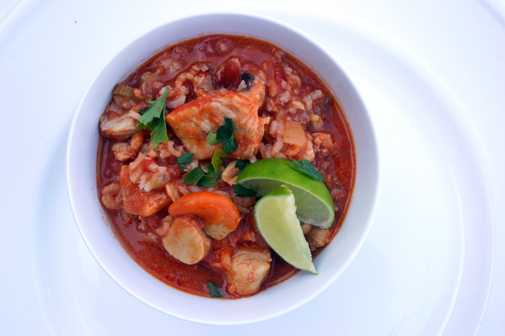 the spicy red fish soup recipe spicy fish stew spicy fish soup ...