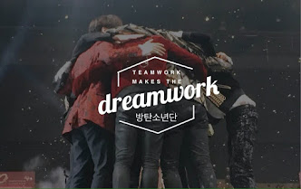 TEAM WORK MAKES THE DREAMWORK