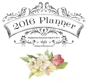 Get organised for 2016