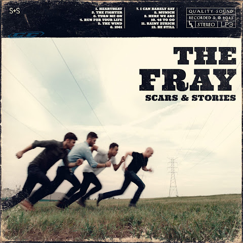 The Fray - Scars and Stories 2012 English Christian Rock Album