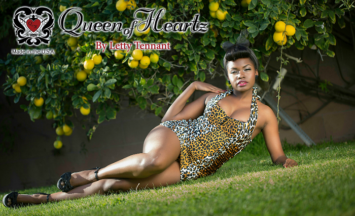 Queen of Heartz Vintage Fashions #FashionistaEvents