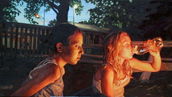 astonishing kids painting