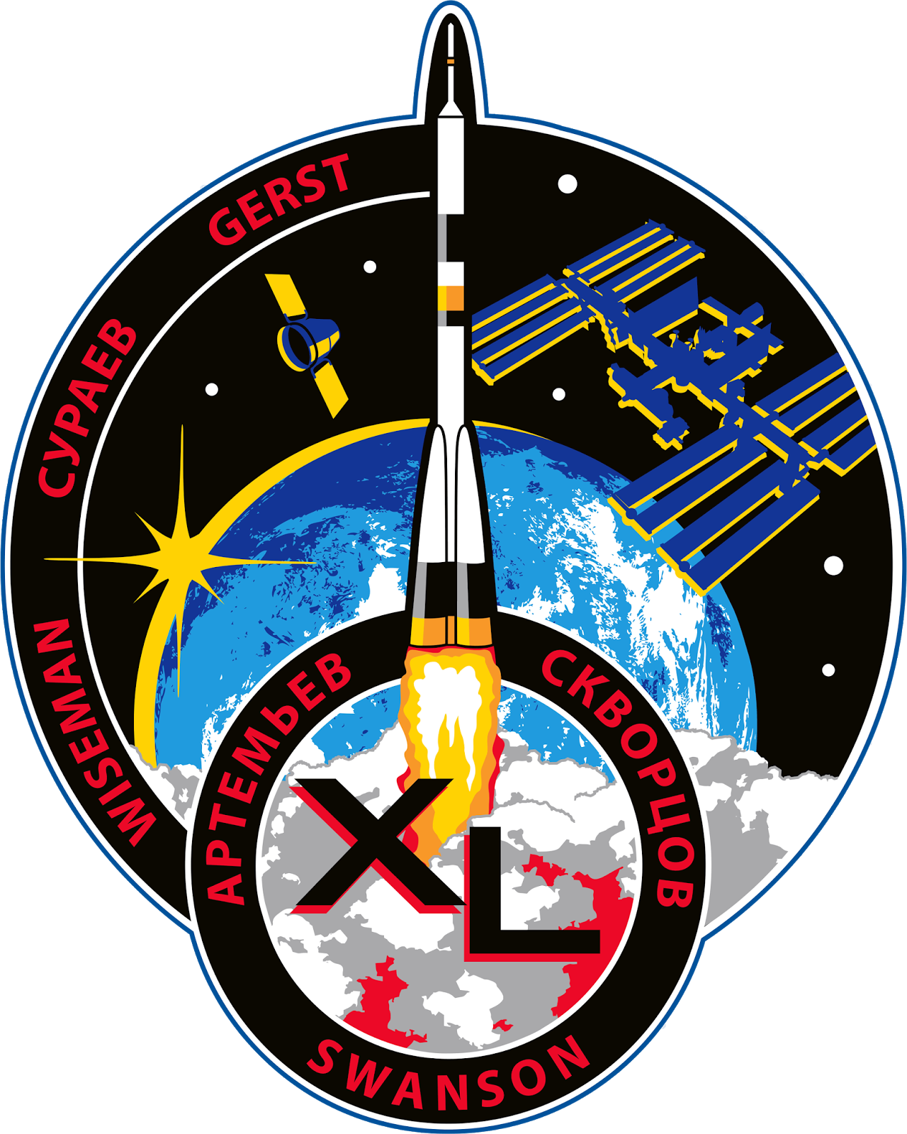Mission Patches On Mission 4 To The International Space: Orbiter.ch Space News: Astronauts To Watch World Cup