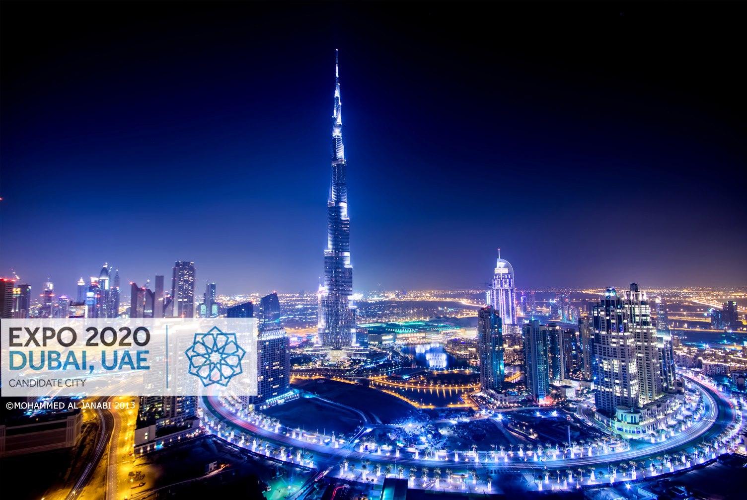 Dubai forex expo 2020