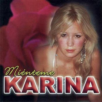 frases de karina portada mienteme cover miénteme karina la princesita album cover completo portada miénteme karina la princesita