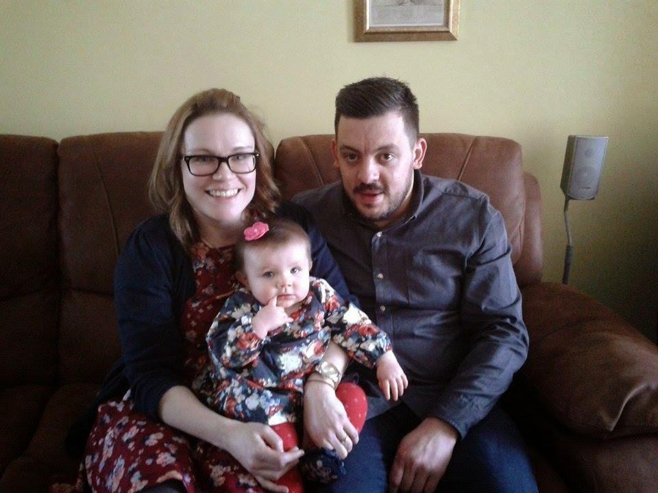 Emma and family photo
