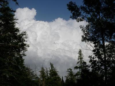 Cloud Photograph Series
