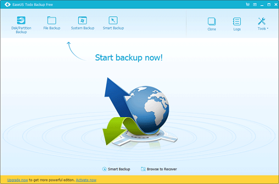 EaseUS Todo Data Migration Software