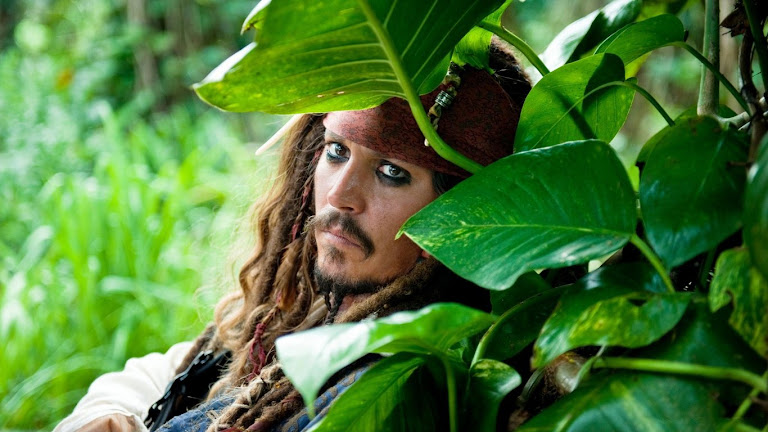 Johnny Depp HD Wallpaper 11