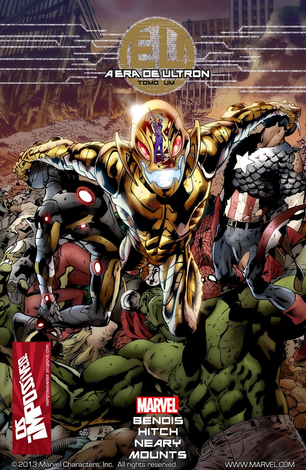 A Era de Ultron #1