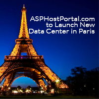 BEST, CHEAP AND RECOMMENDED ASP.NET Hosting - ASPHostPortal.com to Launch New Data Center in Paris