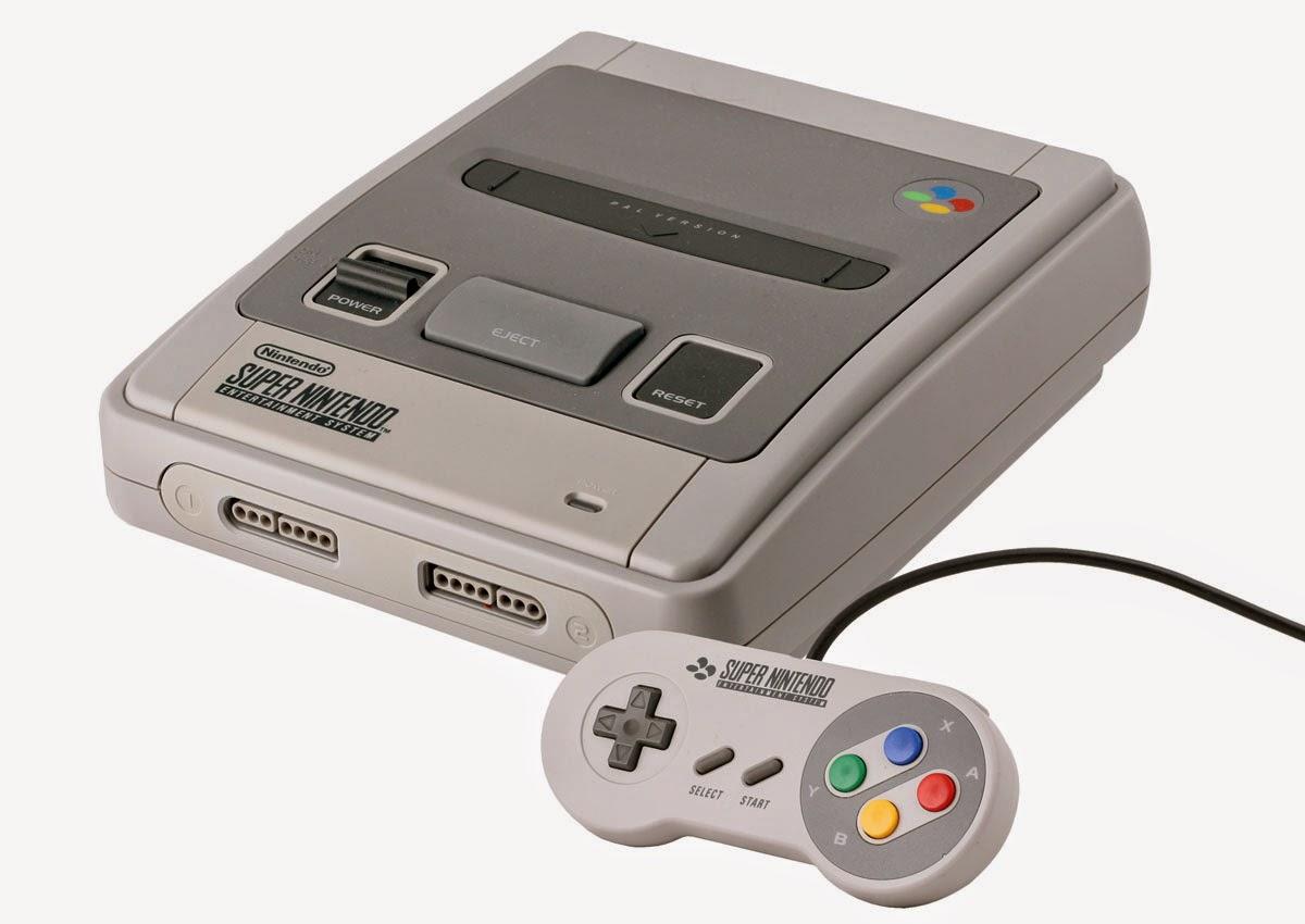 Super Nintendo PAL