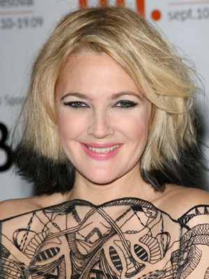 Drew Barrymore Hairstyle 8