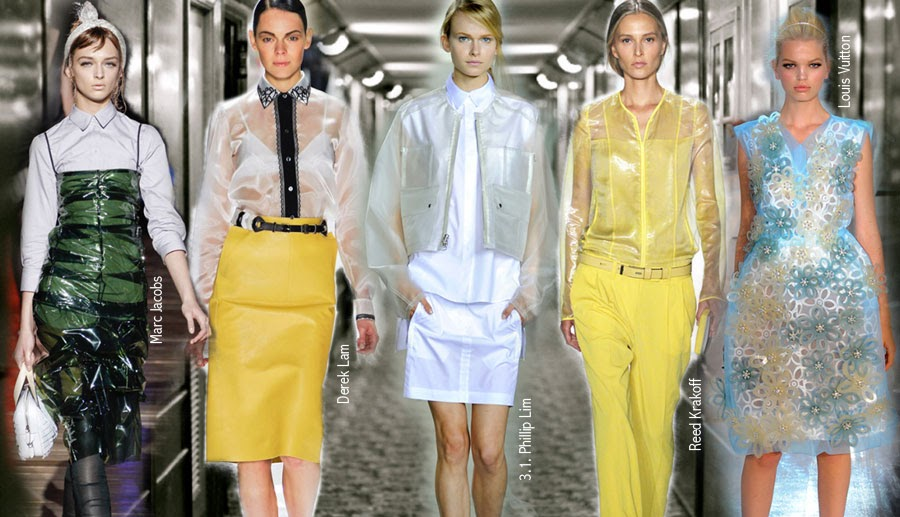 My bits and bobs blog : Spring/Summer 2013 fashion trends ...