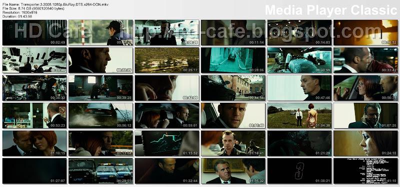 Transporter 3 2008 video thumbnails