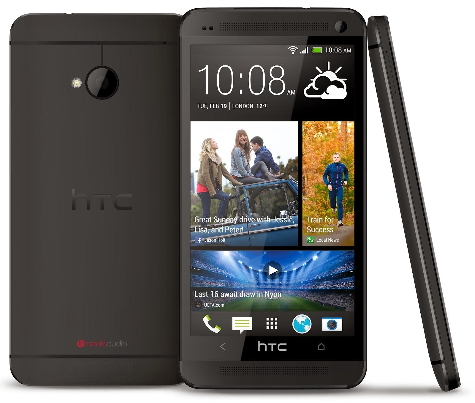 "Harga Dan Spesifikasi HTC One 801E Review Edition, Layar Terbaru Super LCD3 Capacitive Touchscreen 4,7"" Inch"