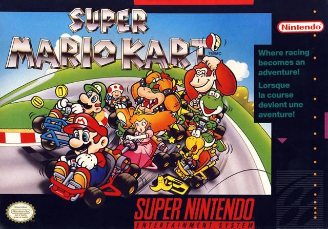 adapta su bici para jugar con Super Mario Kart