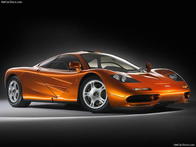 McLaren F1 (1993)