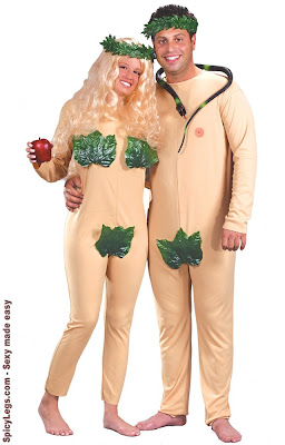 Adam and Eve Adult Costume The researchers also found that many porn addicts had social and ...