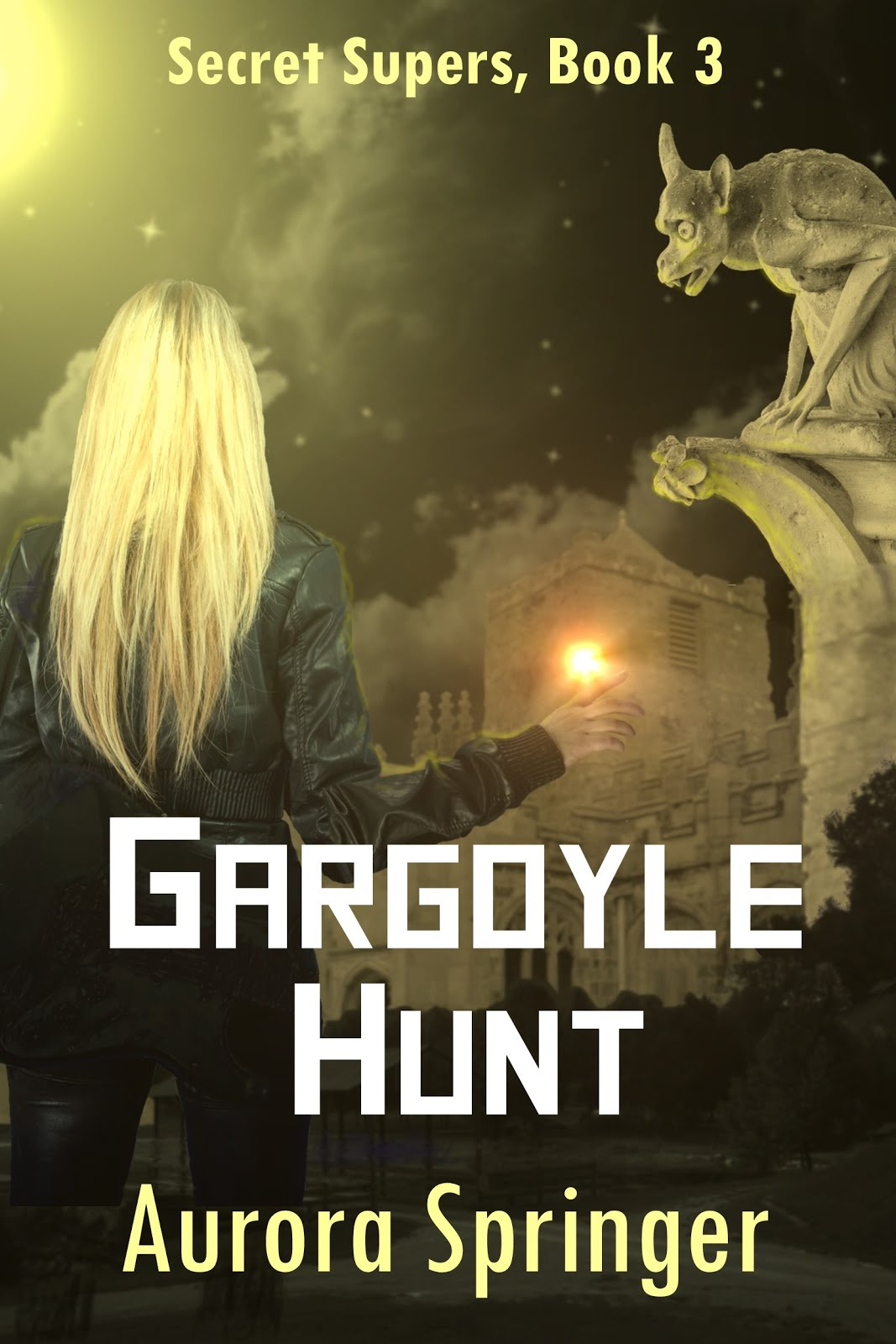 New Release - Gargoyle Hunt