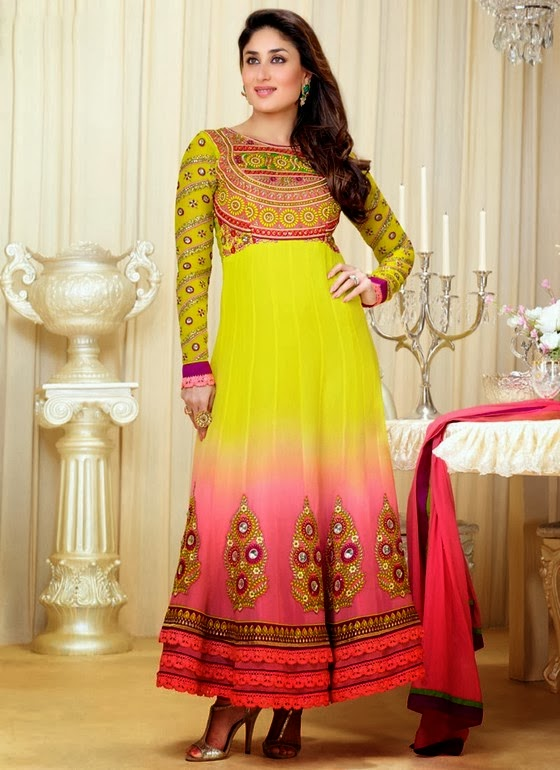 Designer Salwar Suits 2014-15