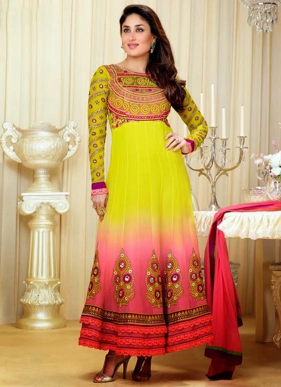 Designer Salwar Suits 2014-15