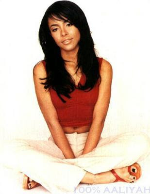 Musical style and image-Aaliyah