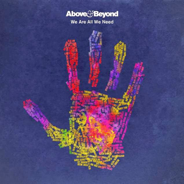 Above & Beyond – We Are All We Need Cover
