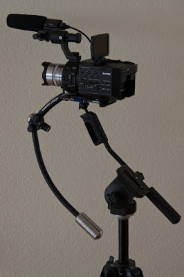 Click here for more information about the Steadicam Merlin