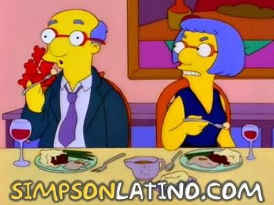 Los Simpson 8x06