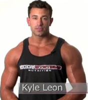 certified professional nutritionist and bodybuilder