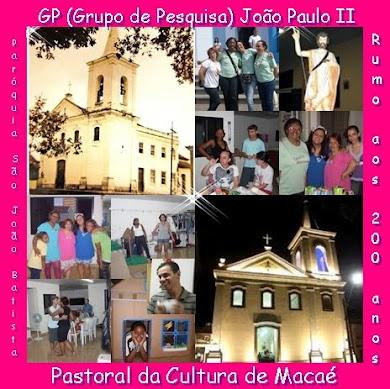 Grupo de Pesquisa (João Paulo II)