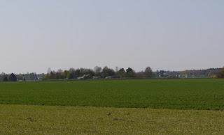Keltenschanze Buchendorf von Südosten