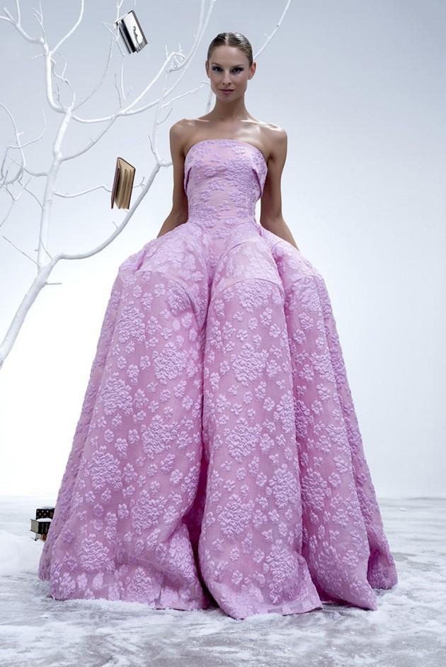 Bellos vestidos de moda | Colección Isabel Sanchis