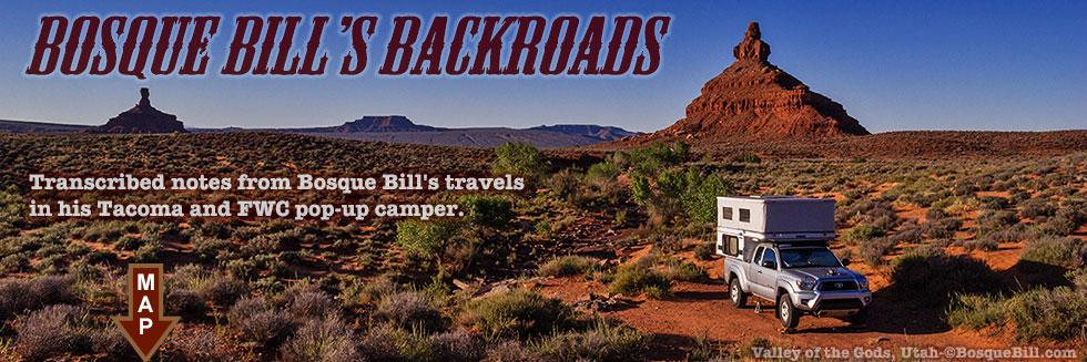 Bosque Bill's Backroads
