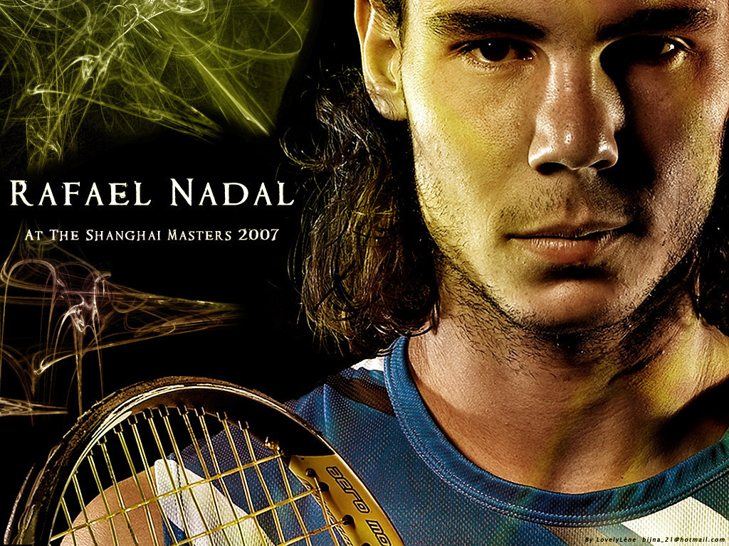 Rafael Nadal - Gallery Photo Colection