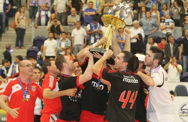 Campeão Europeu 2012/13