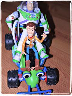 Toy Story, Disney