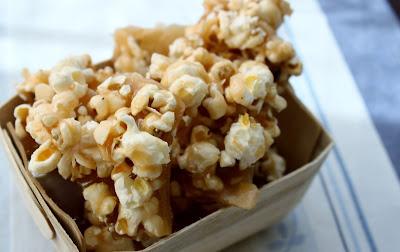 Best caramel corn