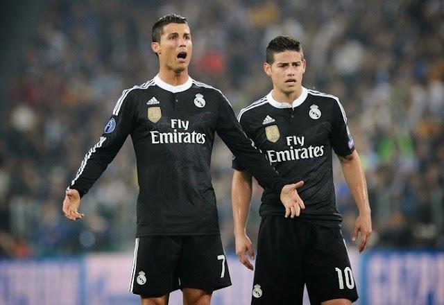 Na primeira partida da semi da Champions, Real joga mal e é derrotado pela Juve