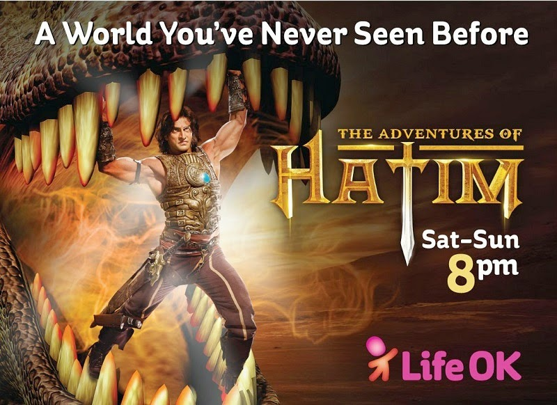 The Adventures Of Hatim Life Ok Urdu