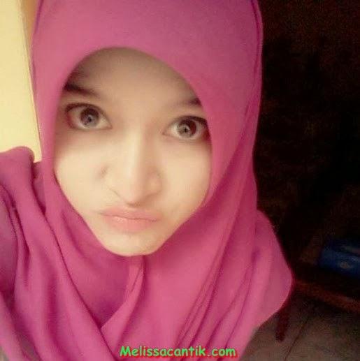Foto-foto Gadis Muslimah Cantik Manado Berjilbab